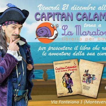 """presentazione libro """"Capitan Calamaio"""""""