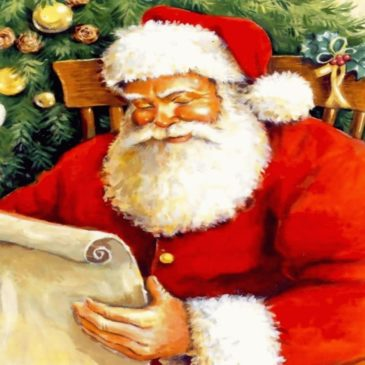 aspettando Babbo Natale