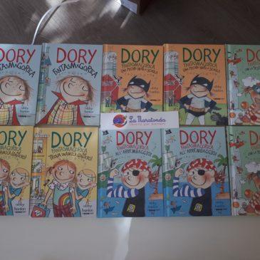 Dori è tornata in libreria…